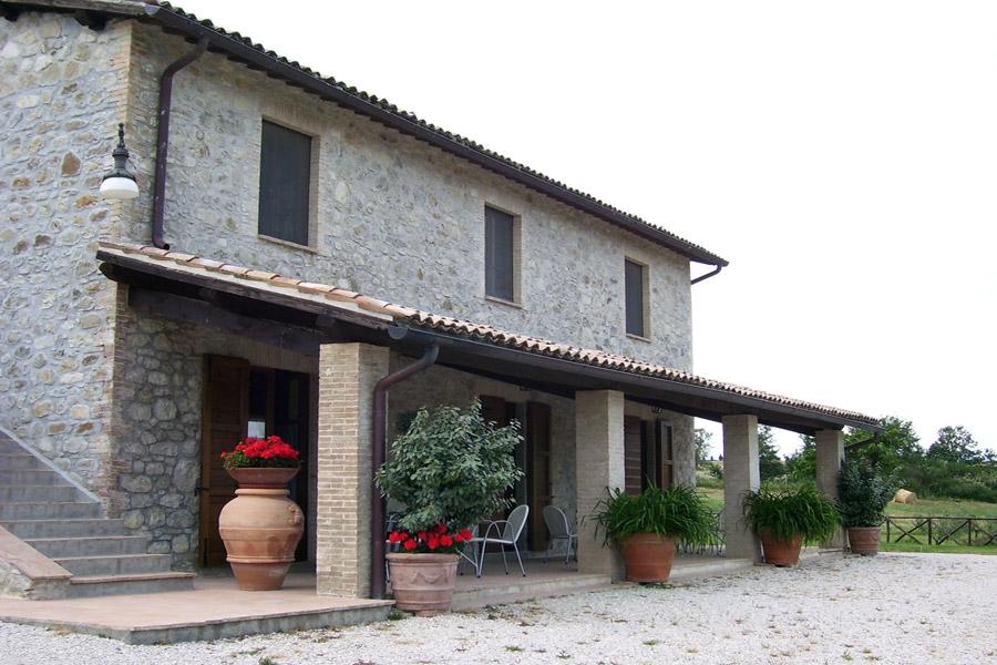 Offerte di Capodanno all'Agriturismo Fabro Orvieto
