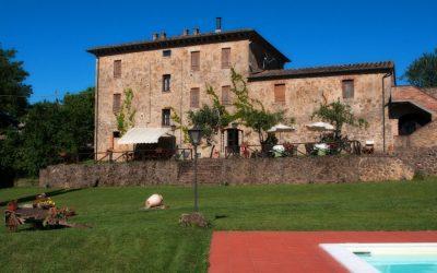 Offerte di Capodanno alla Villa Chiusdino in Toscana