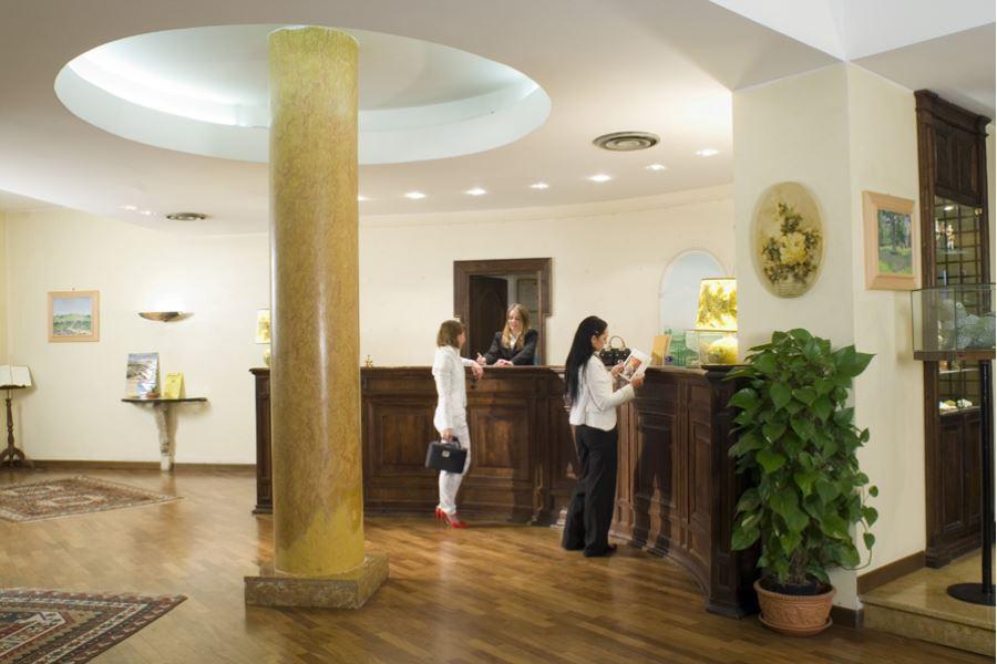 Offerte di Capodanno all'Hotel Chianciano 4 stelle con Spa
