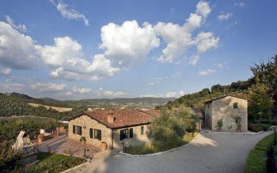 Offerte di Capodanno in Villa Principessa in Umbria