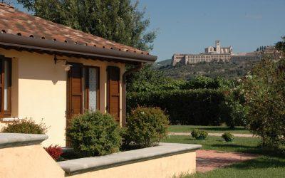 Offerte di Capodanno al Podere Assisi in Umbria