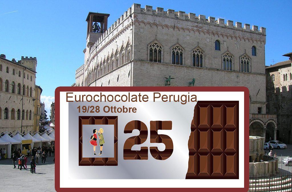 Eurochocolate Perugia 2018